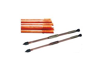 烟台防雷检测 HD-T系列铜包钢接地装置
